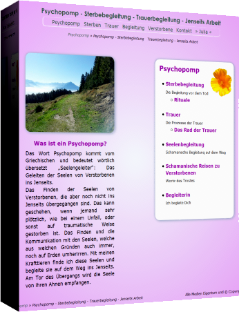 Psychopomp Schweiz