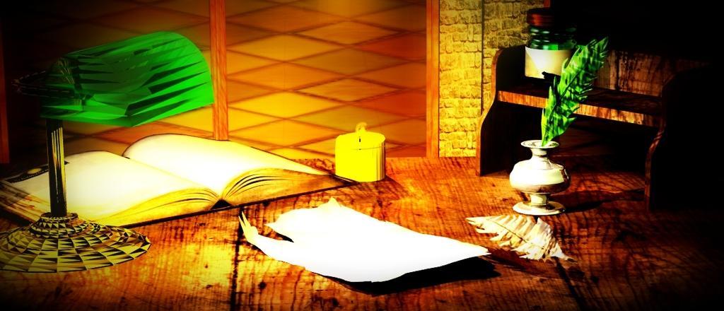 Schamanenbuch Schreibwerkstatt