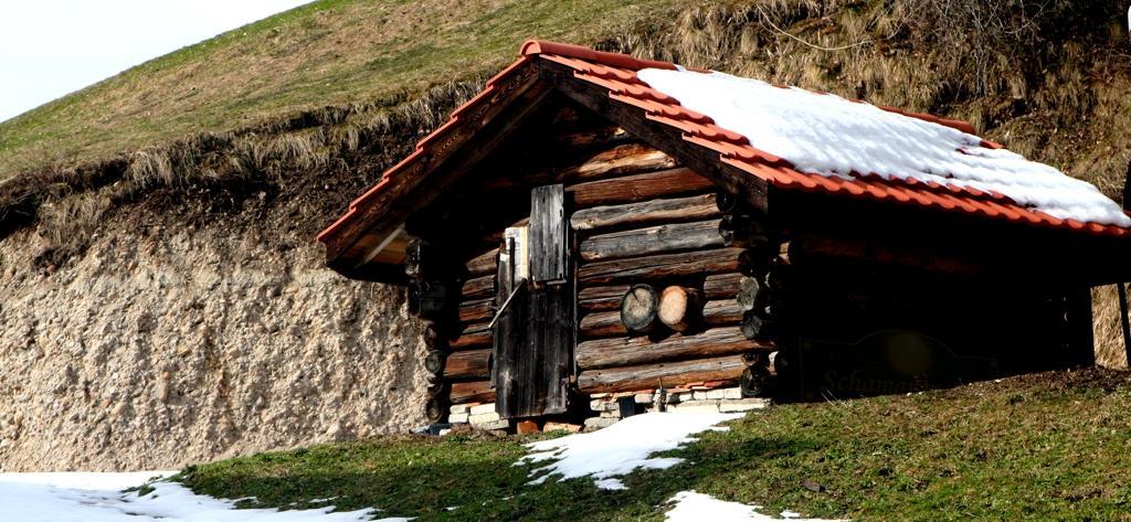 Berghütte in der Nähe von Gähwil - Ruhe