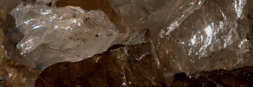 Bergkristall Fälschung