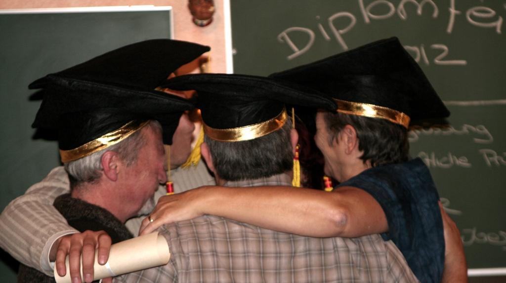 Diplomanden Schamanismus Therapie