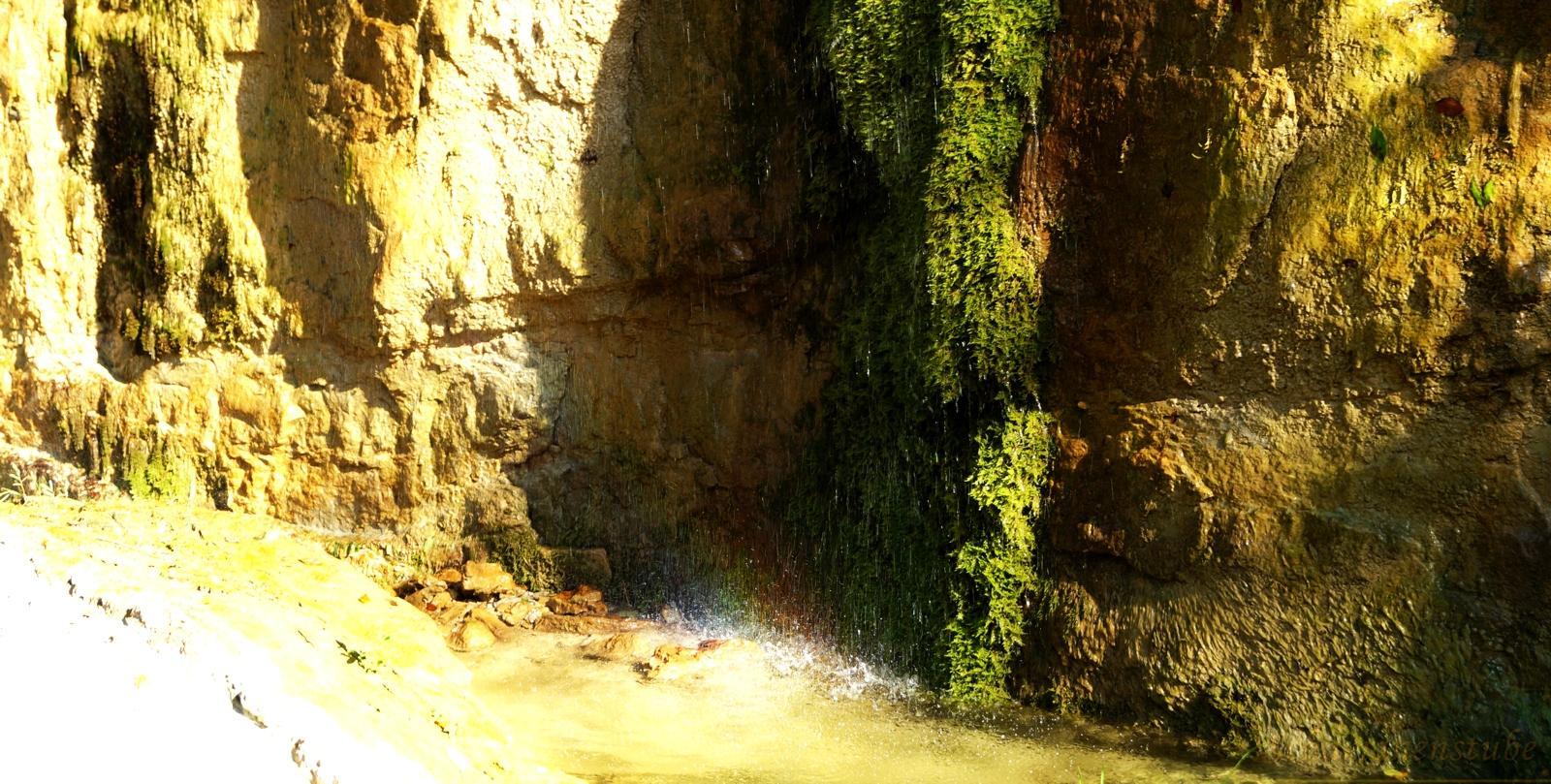 Regenbogen Erosion