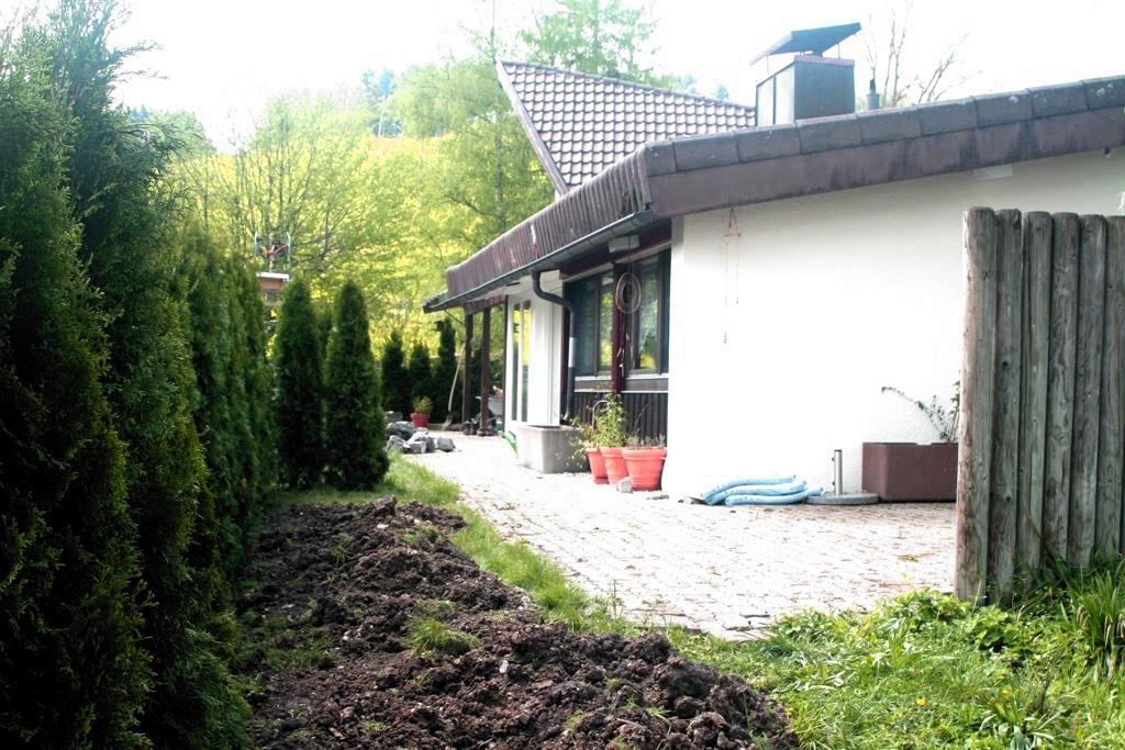 Gartenarbeit Schamanenstube: der neue Garten