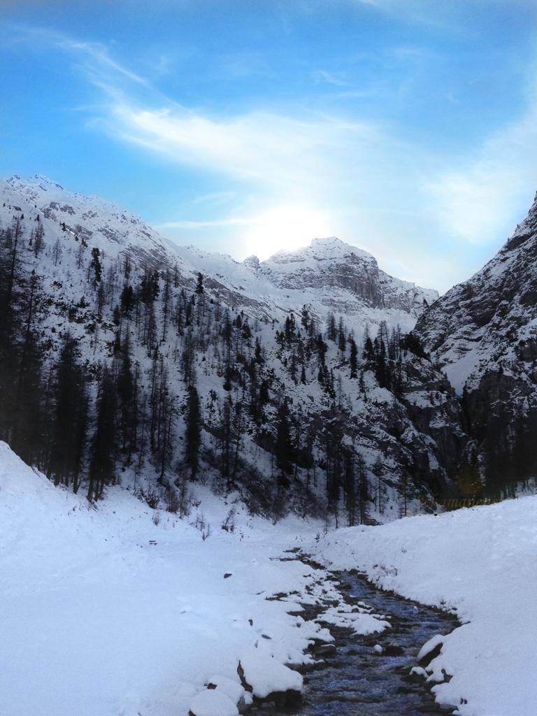 Heilende Berge