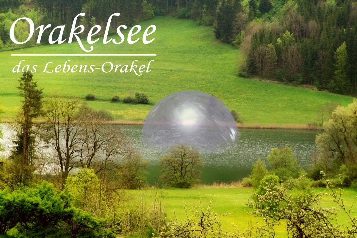 Orakelsee - das Kartenlegen im Internet
