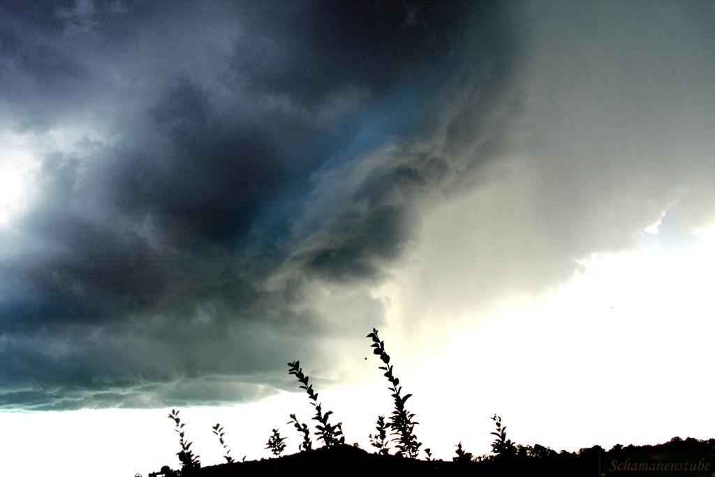 Wolke über Piemont