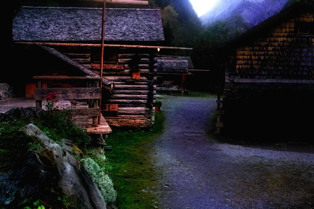 Verlassenes Dorf