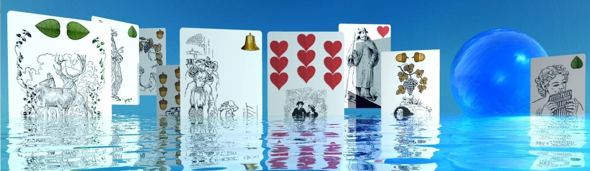 Schamanisches Kartenlegen