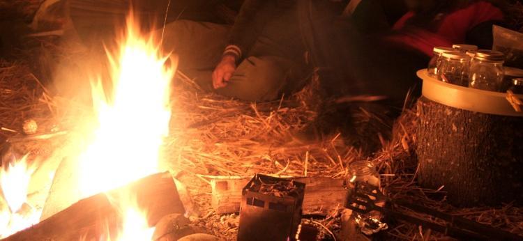 Schamanenfeuer