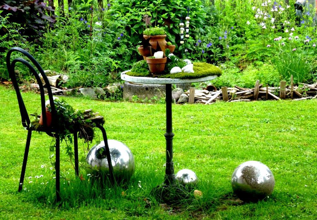 Therapie Garten der Schamaneneele