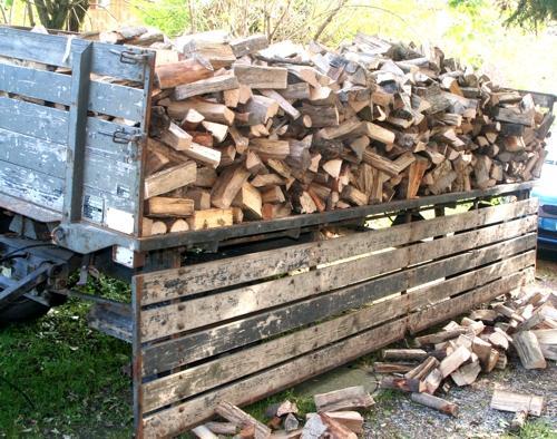 Schamanenstube Holz