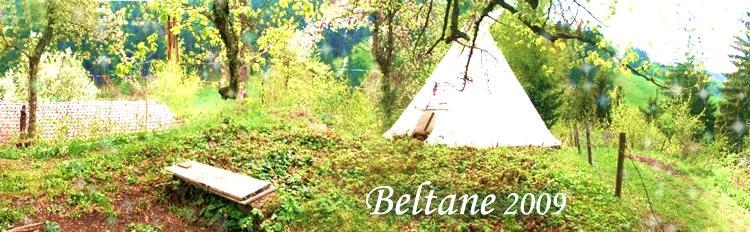 Beltane Feier 2009
