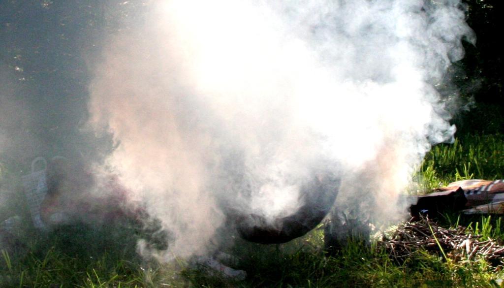 Trommel Rauch