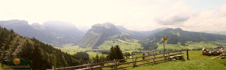 Appenzeller Berglandschaft