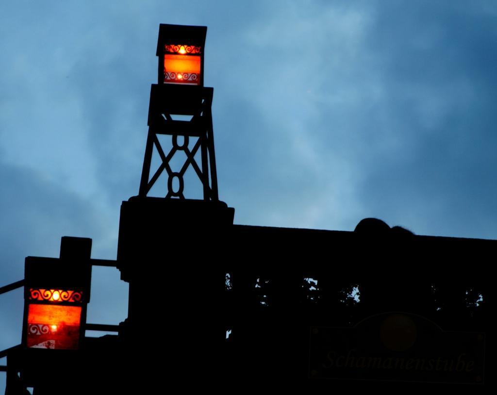Warme Lampen Rapperswil