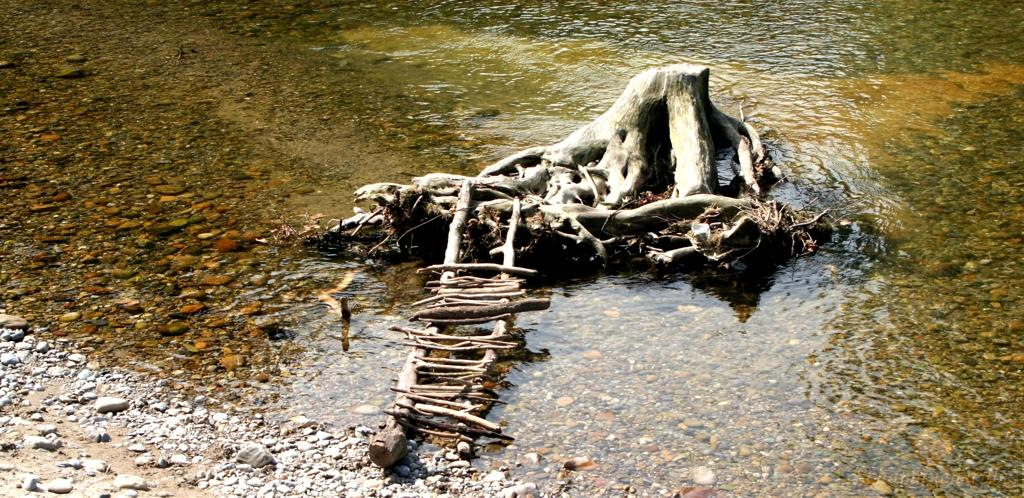 Brücke nach Nirgendwo