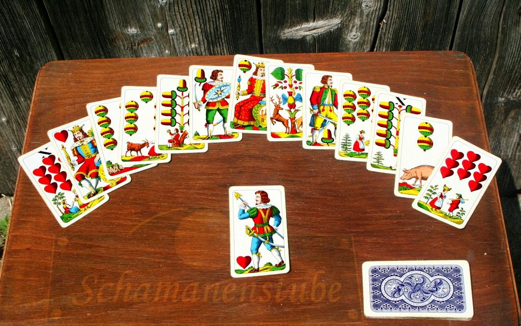 Kartenlegen