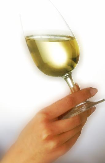 Knigge beim Trinken