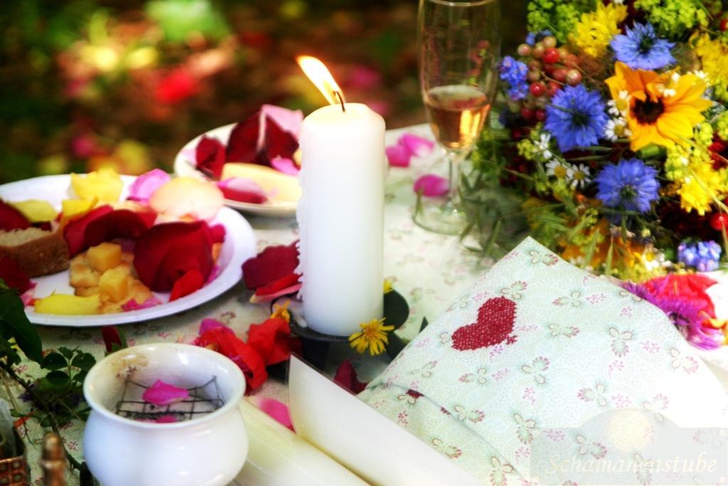 Handfasting - der Weg zum Altar