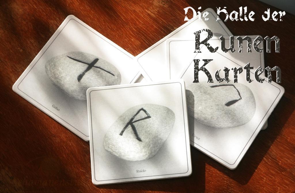 Die Halle der Runen-Karten