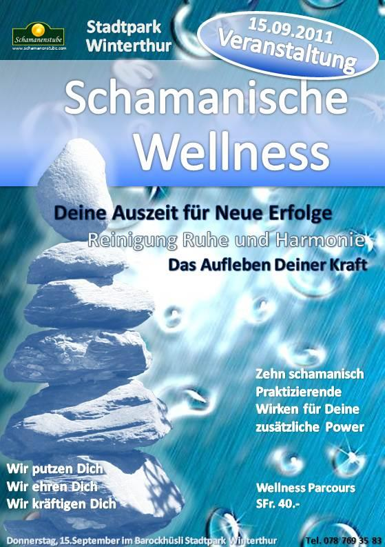 Schamanen Wellness