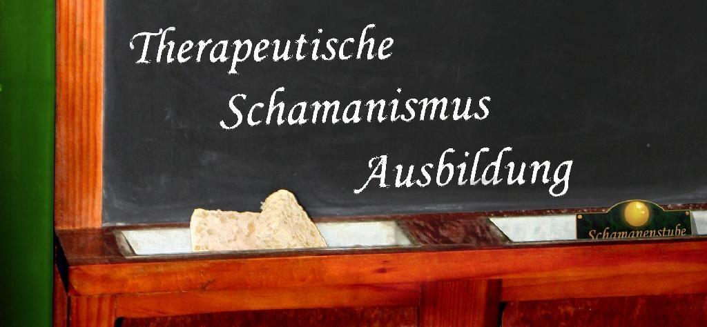 Ausbildung als Schamanismus Therapeut